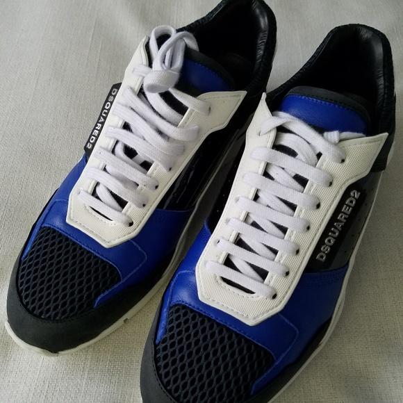 Mens Dsquared2 Sneakers   Poshmark
